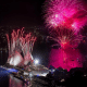 2019 sydney fireworks